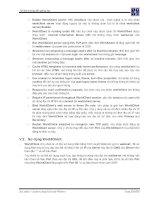 Giáo trình hướng dẫn cách cài đặt theo hộp thoại Installation Type trong Exchange phần 9 pdf