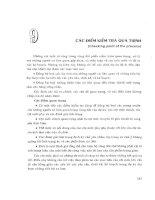 Quản lý dự án phần mềm - Chương 9 doc