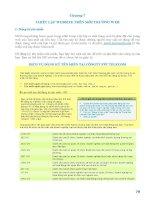 Giáo trình phân tích cấu tạo nghiệp vụ ngân hàng và thanh toán trực tuyến trên paynet p6 pdf