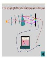 Bài giảng vật lý : Tia hồng ngoại và tia tử ngoại part 2 ppt