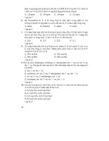 Thiết kế bài giảng Hóa Học 12 tập 1 part 2 pptx