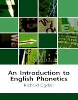 Ebook .An Introduction to English Phonetics
