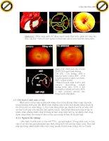 Giáo trình hướng dẫn cách sử dụng máy ghi hình phóng xạ điện tử trong chẩn đoán bệnh phần 7 ppt