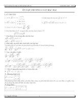 Đề cương ôn thi tuyển sinh lớp 10 môn toán ppsx