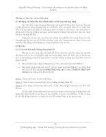 Thực hành xây dựng cơ sở dữ liệu quan hệ bằng Access - Bài 6 pps