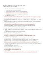 LUYỆN TẬP TRẮC NGHIỆM MÔN VẬT LÝ 12 - PHẦN QUANG ĐIỆN NGOÀI pot