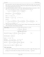 tích phân phổ thông trung học phần 8 pptx