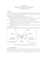 Tài liệu BÊ TÔNG CƯỜNG ĐỘ CAO VÀ CHẤT LƯỢNG CAO - Chương 5 doc