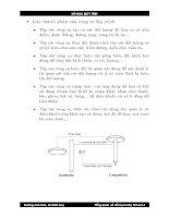 Bài giảng đồ họa : Tổng quan về đồ họa máy tính part 2 pptx
