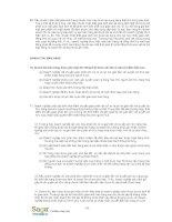 Giáo trình ứng dụng phân tích quy trình báo cáo kiểm toán thông tin tài chính hợp nhất p7 docx
