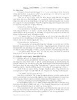 Môi trường và con người - Chương 5 potx