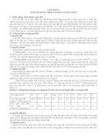 Giáo trình địa cơ - Chương 1 pdf