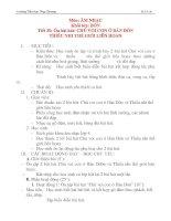Giáo án âm nhạc lớp 4: Ôn bài hát: CHÚ VOI CON Ở BẢN ĐÔN THIẾU NHI THẾ GIỚI LIÊN HOAN docx