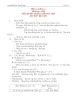 Giáo án âm nhạc lớp 1: ÔN 2 bài hát: ĐÀN GÀ CON SẮP ĐẾN TẾT RỒI pps