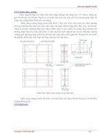 Giáo trình hướng dẫn ứng dụng sơ đồ tính toán chiều cao dầm đinh tán của dầm đơn p4 pptx