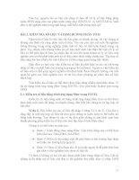 BÀI GIẢNG ỨNG DỤNG TIN HỌC TRONG THIẾT KẾ THÍ NGHIỆM VÀ XỬ LÝ SỐ LIỆU (Phương pháp nghiên cứu nâng cao) part 3 docx