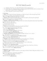 BÀI TẬP Mệnh đề quan hệ pdf