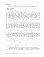 BÀI GIẢNG ĐỘNG CƠ DIESEL TÀU THUỶ - PHẦN 2 LÝ THUYẾT QUÁ TRÌNH CÔNG TÁC - CHƯƠNG 2 pdf
