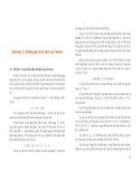 NGÔN NGỮ LẬP TRÌNH FORTRAN VÀ ỨNG DỤNG TRONG KHÍ TƯỢNG THỦY VĂN part 2 potx