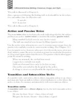 writings grammar usage and style phần 2 ppt