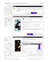 Giáo trình hướng dẫn tìm hiểu tổng quát cách cài đặt và sử dụng chương trình kỹ thuật đồ họa trên maya phần 2 pdf