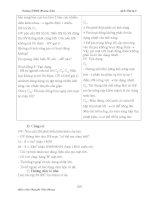 Giáo án Vật Lý lớp 9 ( cả năm ) part 8 pps