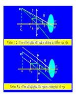 Bài giảng vật lý : Kính lúp part 2 docx
