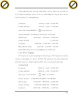 Giáo trình hướng dẫn cách xác định các loại lợi nhuận trong sản suất phần 2 ppt