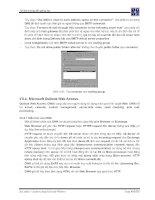 Giáo trình hướng dẫn cách cài đặt theo hộp thoại Installation Type trong Exchange phần 2 pptx