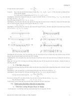 Kết cấu bê tông cốt thép : BÊ TÔNG CỐT THÉP ỨNG LỰC TRƯỚC part 2 ppsx