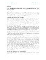 Giáo trình Quản trị ngân hàng - Chương 6 pdf
