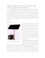 Giáo trình hướng dẫn cách tính năng lượng bức xạ mặt trời qua lớp khí quyển phần 8 pot