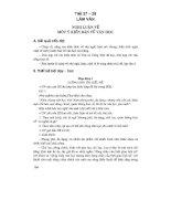 Thiết kế bài giảng Ngữ Văn 12 tập 1 part 10 pot