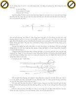 Giáo trình hướng dẫn các quy luật lan truyền ánh sáng theo các nguyên lý phần 8 ppsx