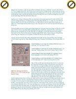 Giáo trình hướng dẫn sử dụng software để cài đặt chống phân mảng trên PC phần 9 potx
