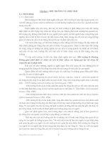 Môi trường và con người - Chương 1 doc