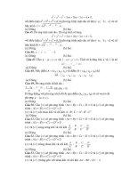 Thiết kế bài giảng hình học 12 nâng cao tập 2 part 10 doc