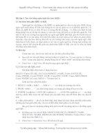 Thực hành xây dựng cơ sở dữ liệu quan hệ bằng Access - Bài 5 pdf