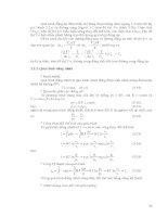 Giáo trình hướng dẫn cách tính năng lượng bức xạ mặt trời qua lớp khí quyển phần 6 pdf