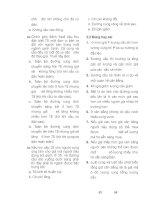 Giáo trình tổng hợp những câu hỏi trắc nghiệm về kinh doanh doanh nghiệp phần 3 pdf