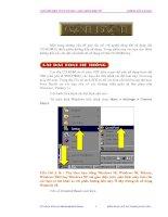 Giáo trình hướng dẫn tìm hiểu về cách thay đổi frame để tạo ra animation phần 7 ppsx