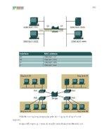 Giáo trình phân tích khả năng ứng dụng phương pháp định tuyến các giao thức trong cấu hình ACDP p8 ppsx