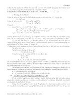 Kết cấu bê tông cốt thép : NGUYÊN LÝ CẤU TẠO và TÍNH TOÁN KẾT CẤU BÊ TÔNG CỐT THÉP part 2 pot