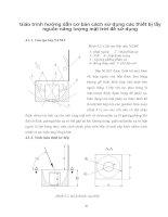 Giáo trình hướng dẫn cơ bản cách sử dụng các thiết bị lấy nguồn năng lượng mặt trời để sử dụng phần 1 potx