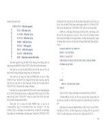 NGÔN NGỮ LẬP TRÌNH FORTRAN VÀ ỨNG DỤNG TRONG KHÍ TƯỢNG THỦY VĂN part 9 pot