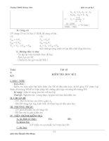 Giáo án Vật Lý lớp 8 ( cả năm ) part 6 ppt