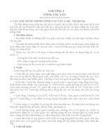 Bài giảng kỹ thuật thi công - Chương 3 pptx