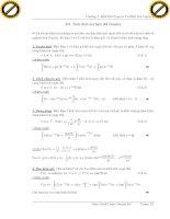 Giáo trình hướng dẫn cách sử dụng bất đẳng thức cauchy và điều kiện để thỏa đẵng thức cauchy phần 7 potx