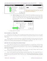 Giáo trình hướng dẫn cách sử dụng ảnh nhập vào để chỉnh sửa âm thanh và định dạng file ảnh phần 2 pot