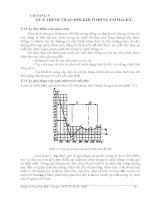 BÀI GIẢNG ĐỘNG CƠ DIESEL TÀU THUỶ - PHẦN 2 LÝ THUYẾT QUÁ TRÌNH CÔNG TÁC - CHƯƠNG 5 ppsx